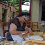 Bread Making workshop in Arolithos (2)