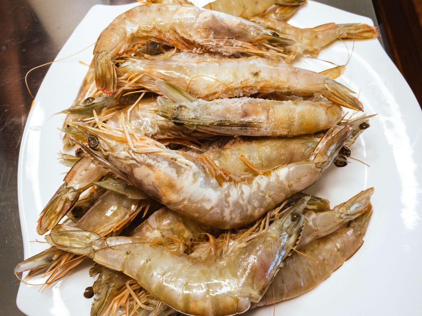 greek orzo shrimps | alios tours
